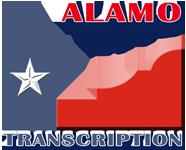 Alamo Transcription